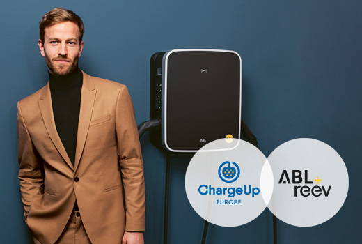 ABL + reev und ChargeUp Europe